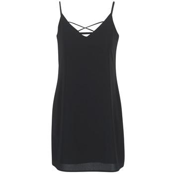 Ruhák Női Rövid ruhák Moony Mood IGARA Fekete