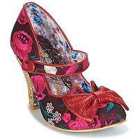 Cipők Női Félcipők Irregular Choice FANCY THIS Rózsaszín