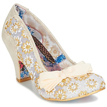 Cipők Női Félcipők Irregular Choice PALM COVE Bézs