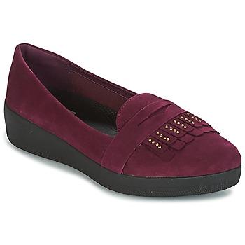 Cipők Női Balerina cipők  FitFlop LOAFER Lila