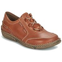 Cipők Női Oxford cipők Josef Seibel NEELE 28 Barna