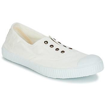 Cipők Rövid szárú edzőcipők Victoria 6623 Fehér