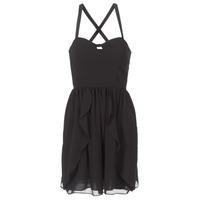 Ruhák Női Rövid ruhák Naf Naf LENY R1 Fekete