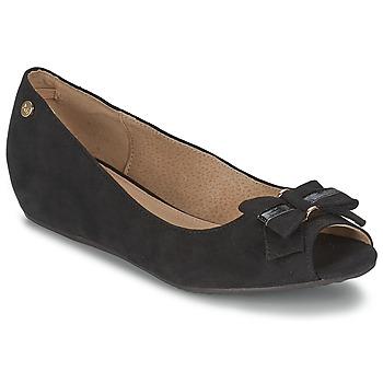 Cipők Női Balerina cipők / babák Xti MIZQUE Fekete