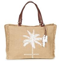 Táskák Női Bevásárló szatyrok / Bevásárló táskák Banana Moon ERIN MAHINA Természetes