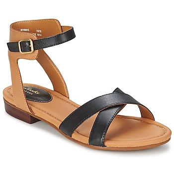 Cipők Női Szandálok / Saruk Clarks VIVECA ZEAL Fekete