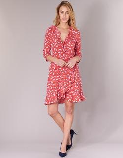 Ruhák Női Rövid ruhák Vero Moda VMMOLLY Piros