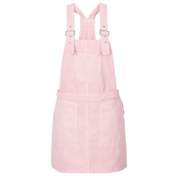Ruhák Női Rövid ruhák Vero Moda VMMALOU Rózsaszín