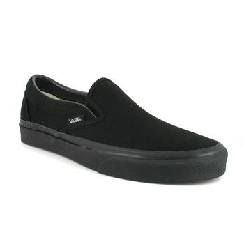 Cipők Belebújós cipők Vans CLASSIC SLIP ON Fekete / Fekete