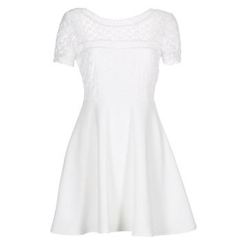 Ruhák Női Rövid ruhák Betty London INLOVE Fehér