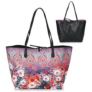 Táskák Női Bevásárló szatyrok / Bevásárló táskák Desigual BOLS_CAPRI FREYA Rózsaszín / Sokszínű
