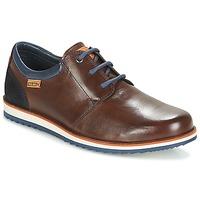 Cipők Férfi Oxford cipők Pikolinos BIARRITZ M5A Barna / Kék