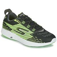 Cipők Férfi Futócipők Skechers Go Run 5 Fekete  / Zöld
