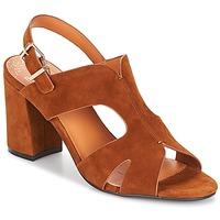 Cipők Női Papucsok Bocage PAULI Téglavörös
