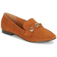 Cipők Női Mokkaszínek Bocage ABELONE Konyak