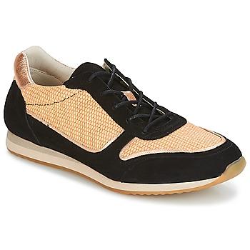 Cipők Női Rövid szárú edzőcipők Bocage LYMAN Fekete