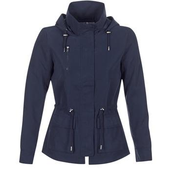 Ruhák Női Parka kabátok Only STARLIGHT Tengerész