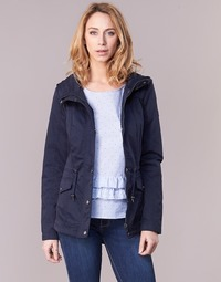 Ruhák Női Parka kabátok Only NEW KATE Tengerész