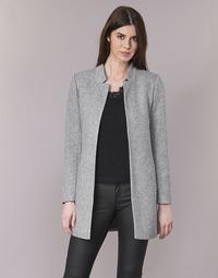 Ruhák Női Kabátok Only SOHO Szürke