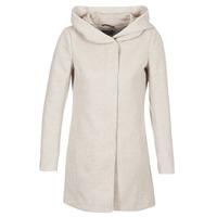 Ruhák Női Kabátok Only SEDONA Bézs