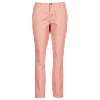 Ruhák Női Chino nadrágok / Carrot nadrágok Only PARIS Rózsaszín