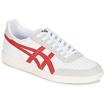 Cipők Rövid szárú edzőcipők Asics GEL-VICKKA TRS Fehér / Piros