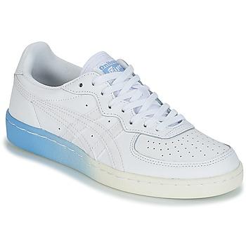 Cipők Női Rövid szárú edzőcipők Onitsuka Tiger GSM LEATHER Fehér / Kék