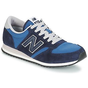 Cipők Rövid szárú edzőcipők New Balance U420 Kék