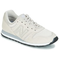 Cipők Női Rövid szárú edzőcipők New Balance WL373 Fehér