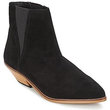 Cipők Női Csizmák Shellys London CHAN Fekete