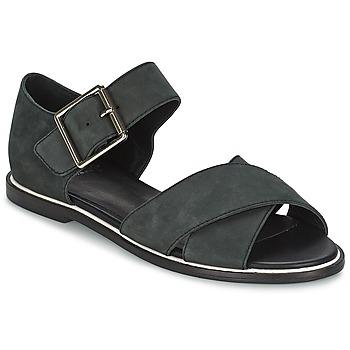 Cipők Női Szandálok / Saruk Shellys London QUEENA Fekete