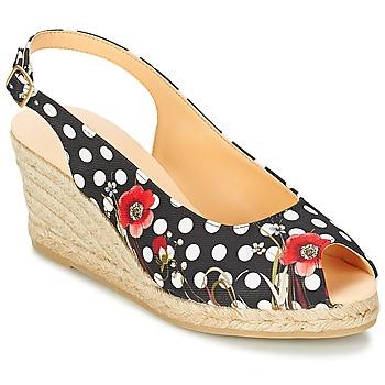 Shoes Női Szandálok / Saruk Desigual LALAINA Fekete
