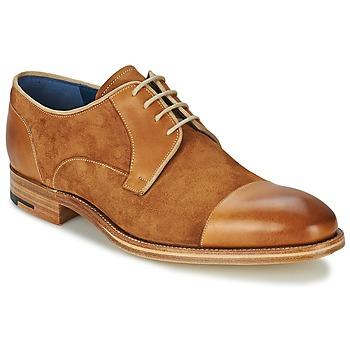 Cipők Férfi Oxford cipők Barker BUTLER Barna