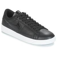 Cipők Női Rövid szárú edzőcipők Nike BLAZER LOW ESSENTIAL W Fekete