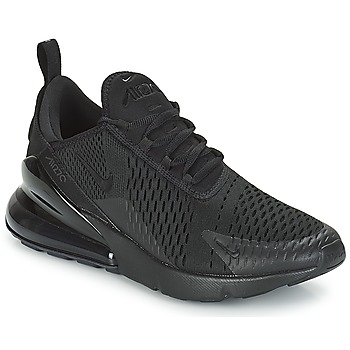 Cipők Férfi Rövid szárú edzőcipők Nike AIR MAX 270 Fekete