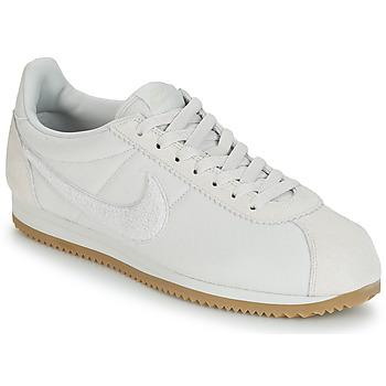 Cipők Férfi Rövid szárú edzőcipők Nike CLASSIC CORTEZ SE Bézs