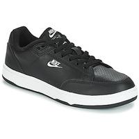 Cipők Férfi Rövid szárú edzőcipők Nike GRANDSTAND II Fekete
