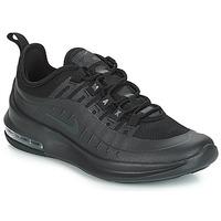 Cipők Gyerek Rövid szárú edzőcipők Nike AIR MAX AXIS GRADE SCHOOL Fekete