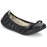Cipők Női Balerina cipők  Les Petites Bombes ELLA Fekete