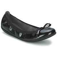 Cipők Női Balerina cipők / babák Les Petites Bombes ELLA VERNIS Fekete