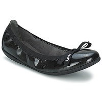 Cipők Női Balerina cipők  Les Petites Bombes ELLA VERNIS Fekete