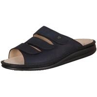 Cipők Női Papucsok Finn Comfort Korfu Marine Buggy Fekete