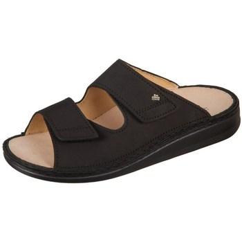 Cipők Férfi Papucsok Finn Comfort Riad Buggy Fekete
