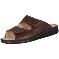 Cipők Férfi Papucsok Finn Comfort Riad Braun Karbo Barna