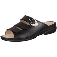 Cipők Női Papucsok Finn Comfort Kos Fekete