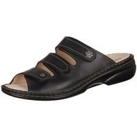 Cipők Női Papucsok Finn Comfort Menorca Fekete