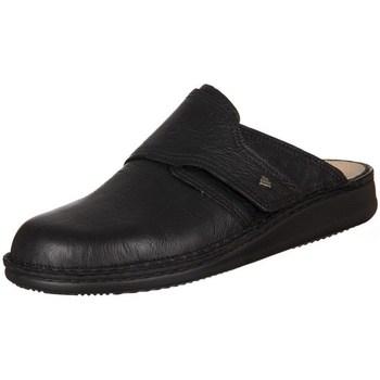 Cipők Férfi Klumpák Finn Comfort Amalfi Carat Rangun Fekete