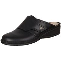 Cipők Női Klumpák Finn Comfort Aussee Nappa Seda Fekete