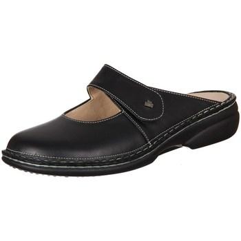Cipők Női Klumpák Finn Comfort Stanford Nappa Seda Fekete