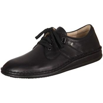 Cipők Férfi Oxford cipők Finn Comfort Vaasa Fekete
